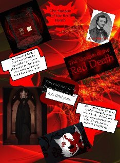 The Red Death Mas Que of the School Project