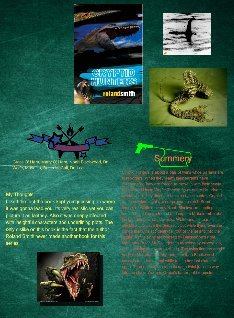 cryptid hunters text images music video glogster edu