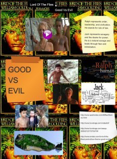 presence of evil in lord of the flies Lord of the flies identity quotes see more famous quotes from literature  he'd have to face the fact that they all—including himself—are evil and savage it's a lot easier for him to say.