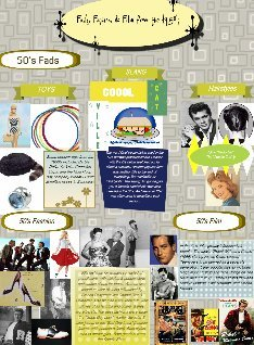 Films Fads Fashion 1950s Text Images Music Video