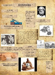 the scientific contributions of archimedes the greatest mathematician and inventor of his time Engineer and a great inventor, his  due to the length of time between archimedes' death and his  archimedes influence in science and engineering.