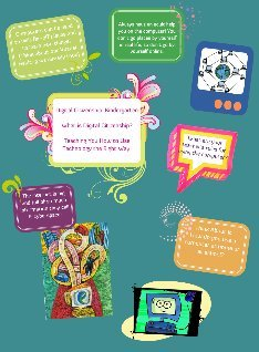 Digital Citizenship: Kindergarten