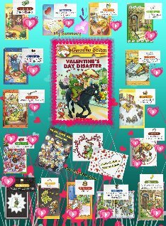 Geronimo Stilton's Valentine's Day Disaster
