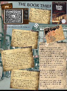 the book thief book report