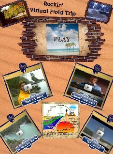 Rockin' Virtual Field Trip - Rock Cycle