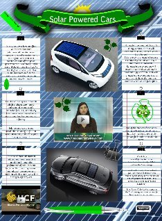 Solar Powered Cars