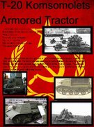 T-20 Komsomolets Armored Tractor of History's thumbnail